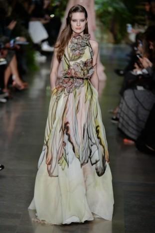 2015春夏高級定制[Elie Saab]巴黎時裝發布會