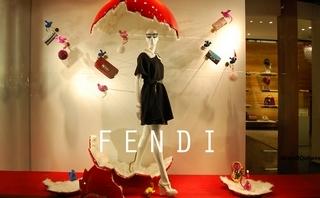 2015早春Fendi零售分析