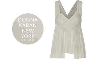 Donna Karan New York - 2015春游