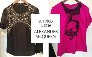Alexander McQueen - 2015/16秋冬订货会