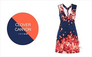 Clover Canyon - 2016春夏