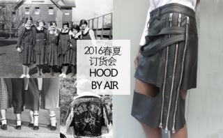 Hood By Air - 2016春夏订货会