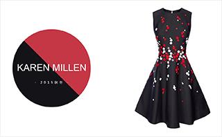 Karen Millen - 2015秋冬