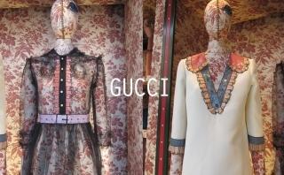 2016早春Gucci零售分析