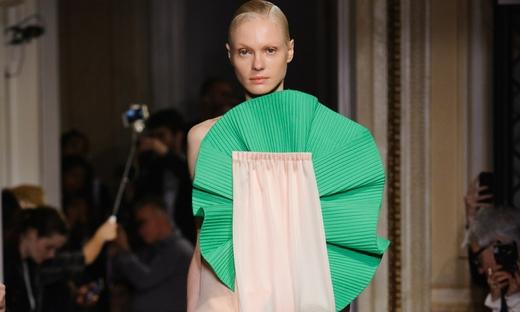 2016春夏高級定制[Ilja]巴黎時裝發布會