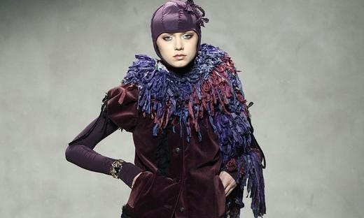 2015秋冬高級定制[Antonio Ortega]巴黎時裝發布會