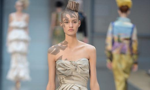 2015秋冬高級定制[Maison Margiela]巴黎時裝發布會