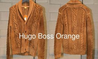 Hugo Boss Orange - 2016秋冬訂貨會