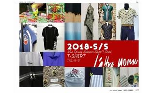 2018春夏 Pitti Uomo展分析(襯衣T恤) - T恤