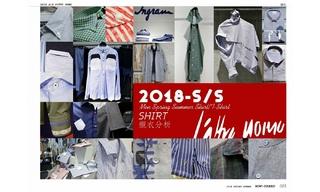 2018春夏 Pitti Uomo展分析(襯衣T恤) - 襯衣