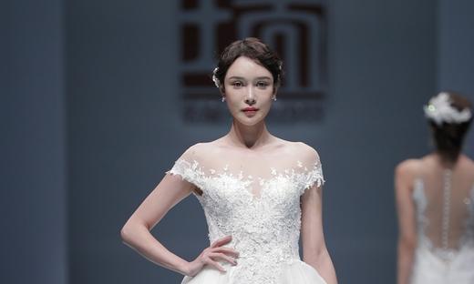 2017春夏婚纱[Famory]北京时装发布会