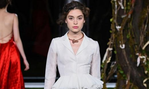 2017春夏高级定制[Christian Dior]东京时装发布会