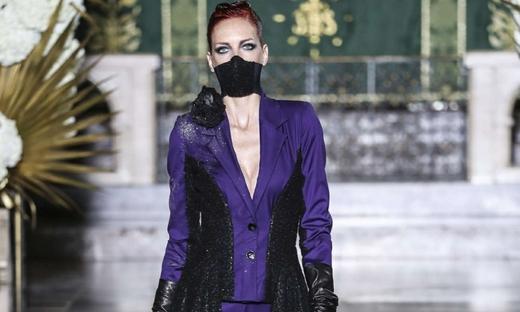 2017秋冬高定[Eymeric Francois]巴黎時裝發布會
