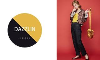 Dazzlin - 俏皮方針(2017/18秋冬)