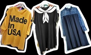 字母元素|優雅風|蕾絲:韓國東大門初春零售分析