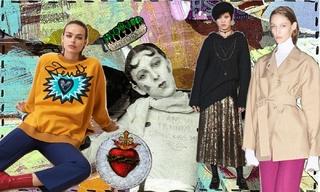 2019初秋主题:现代女性的新复古