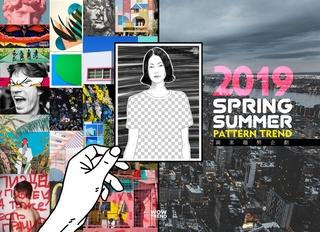 2019春夏 图案趋势