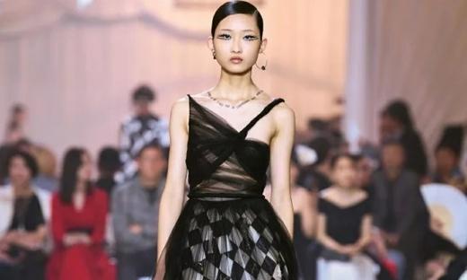 2018春夏高级定制[Christian Dior]上海时装发布会