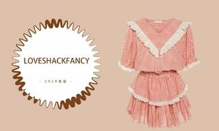 Loveshackfancy - 夏日浪漫(2019春夏预售款)