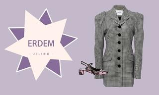 Erdem -  混淆视觉之维多利亚时代(2019春夏 预售款)