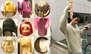 【韩国东大门】高领|毛衣外套|背心搭配