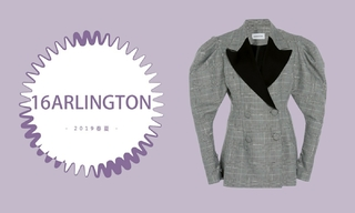 16arlington - 关于魅力的故事(2019春夏 预售款)