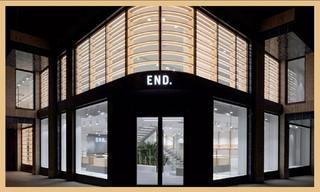 【新店】走进英国时尚名所 END. 最新伦敦旗舰店&SOULGOODS 北京 798 店即将正式迎来开业