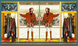 【展览】ETRO 50周年:佩斯里时代闪耀北京SKP,姚晨、靳东现身为展览揭幕现场回顾