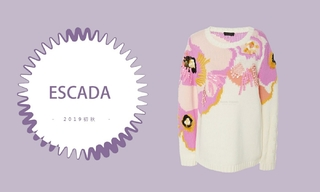 Escada - 鲜明的色彩(2019初秋预售款)