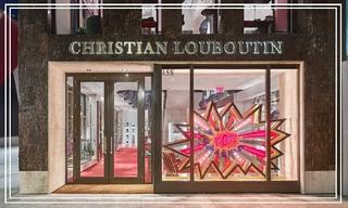 【精品店】Christian Louboutin精品店,與自然美感產生共鳴