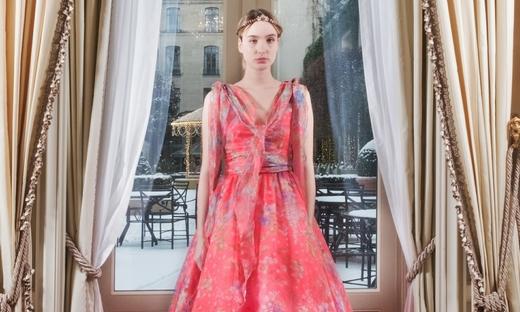 2019春夏高级定制[Luisa Beccaria]巴黎时装发布会