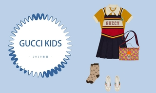 Gucci kids-动物世界(2019春夏)
