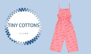 Tiny Cottons-甜蜜的笑脸(2019春夏)