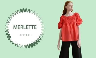 "Merlette - 微妙的""艺术""(2019春游)"