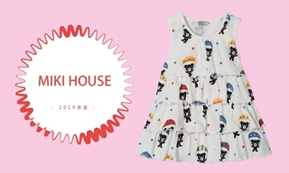 Miki House-少女的童话梦(2019春夏)