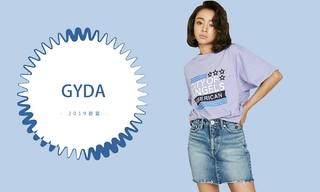 Gyda - 随性意识(2019春夏)