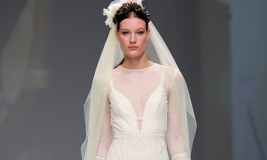 2020春夏婚紗[Poesie Sposa]巴塞羅那時裝發布會