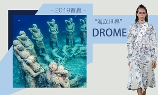 Drome - 海底世界(2019春夏)