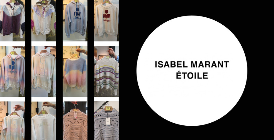 Etoile Isabel Marant - 2020春夏订货会 - 2020春夏订货会