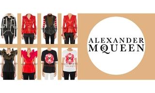 Alexander Mcqueen - 2020春夏订货会(6.21) - 2020春夏订货会