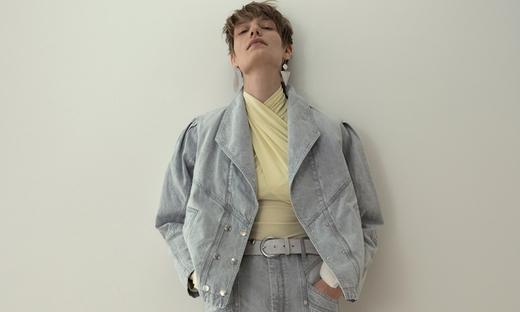 2020春游[Isabel Marant]巴黎时装发布会