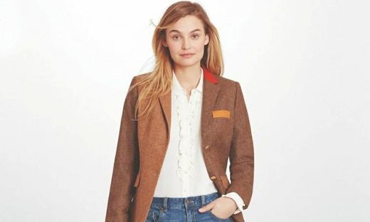 2019/20秋冬[Brooks Brothers Red Fleece]纽约时装发布会