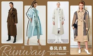 2021春游廓型:春风衣里