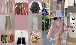 【韓國東大門】西裝|風衣|打底裝|上裝|套裝|初秋搭配