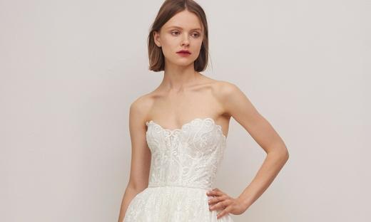 2020秋冬婚紗[Rivini By Rita Vinieris]紐約時裝發布會