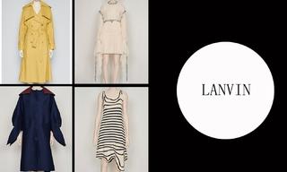 Lanvin - 2020春夏訂貨會(10.12) - 2020春夏訂貨會