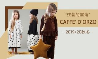 CAFFé D'ORZO - 往昔的重逢(2019/20秋冬)