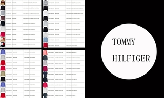 Tommy Hilfiger - 2020春夏訂貨會(10.29) - 2020春夏訂貨會
