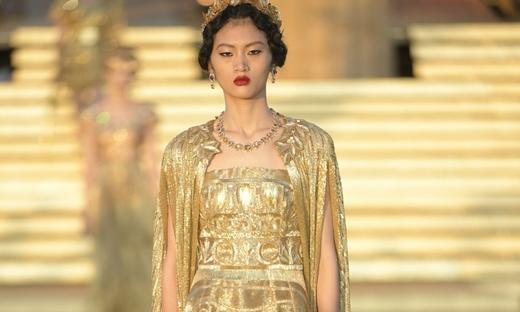 2019秋冬高級定制[Dolce & Gabbana]西西里時裝發布會