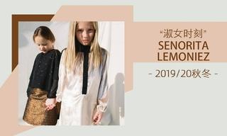 Se?orita Lemoniez - 淑女時刻(2019/20秋冬)